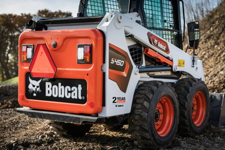 Bobcat - 2year manufacturer warranty